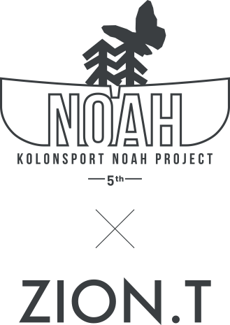 KOLON SPORT NOAH PROJECT 5th x zion.t