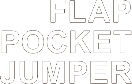 flap pocket jumper