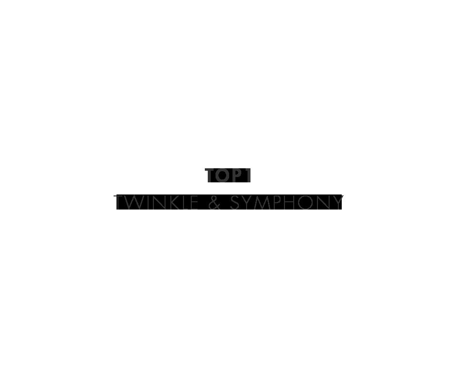 TOP1 TWINKLE & SYMPHONY