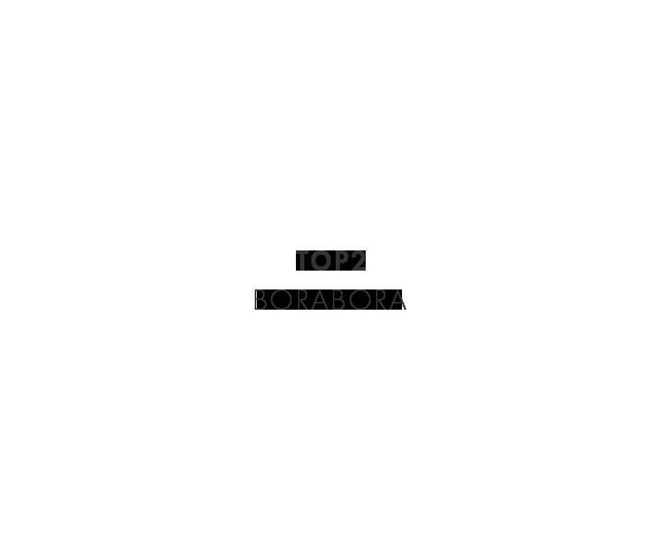 TOP2 BORABORA