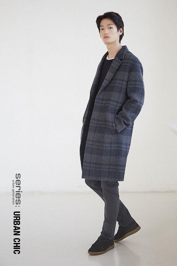 Cashmere Coat 화보#1